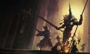 Blasphemous é um metroidvania sombrio com combate brutal e desafiador