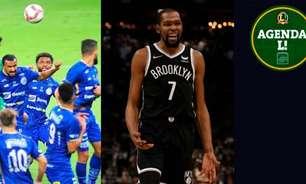 Série B, NBA, Premier League... Saiba onde assistir aos eventos esportivos de sexta-feira
