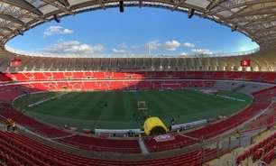 Inter vê torcida visitante como imprudência, mas confirma venda a corintianos pelo site