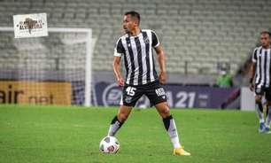 Em alta, Lima pede passagem no time titular do Ceará