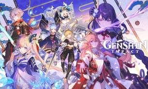 Como resgatar códigos no Genshin Impact