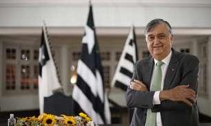 Após protesto, presidente do Botafogo afirma que pagará um mês de imagens ao elenco na segunda-feira