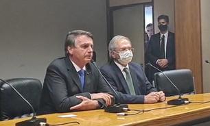 'Teto é símbolo de austeridade, mas não vamos deixar milhões passarem fome', diz Guedes em pronunciamento com Bolsonaro