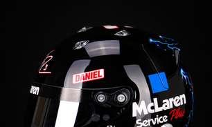 Ricciardo revela design especial de capacete inspirado em Dale Earnhardt para GP dos EUA