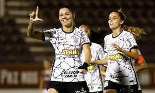 Corinthians mandará confronto com a Ferroviária na Arena Barueri pela semifinal do Paulista Feminino