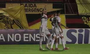 São Paulo completa dois meses sem vencer como visitante