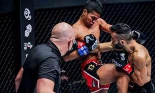 'RedeTV! Extreme Fighting' exibe primeira disputa de cinturão peso-pena do Kickboxing nesta sexta (22)