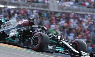 Mercedes tenta se impor em Austin que vai exigir paciência. E Red Bull apenas observa