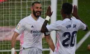 [VÍDEO]: Veja os melhores momentos de Benzema no El Clásico
