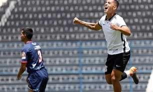 Sub-15 e sub-17 do Corinthians vencem o Salto e avançam de fase no Campeonato Paulista