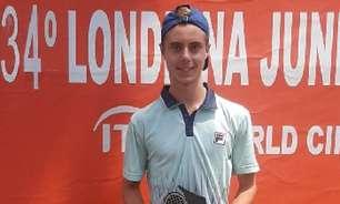 Tosetto é vice-campeão em Londrina (PR)