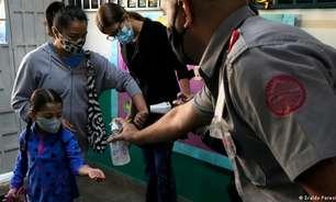 Brasil registra 318 mortes por covid-19 em 24 horas