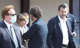 Richard Gere é confirmado como testemunha contra Salvini