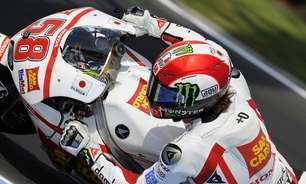 Na Garagem: Simoncelli cai na 2ª volta, é atropelado na Malásia e morre aos 24 anos
