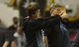 'Sempre achei o Cuca mais treinador que o Renato Gaúcho', conta Arnaldo Ribeiro