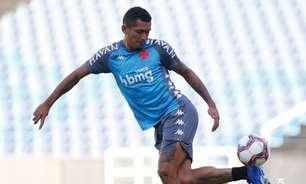 Walber se empenha para garantir a sua primeira oportunidade como titular no Vasco