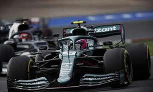 """Vettel busca otimismo mesmo com punição no grid: """"Austin te dá condições de reagir"""""""