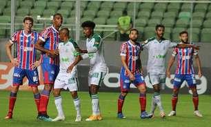 Bahia não sofreu gol sob a gestão de Guto Ferreira