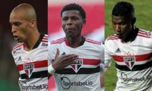 Em votação, leitores do LANCE! montam zaga do São Paulo com Miranda, Arboleda e Orejuela