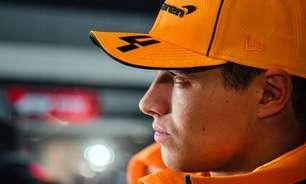 """Norris e Ricciardo aprovam McLaren """"competitiva"""" após top-5 duplo em Austin"""