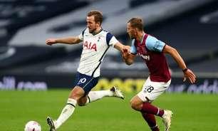 West Ham x Tottenham: onde assistir, horário e escalações do confronto da Premier League