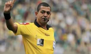 Wagner do Nascimento Magalhães será o árbitro do duelo entre Palmeiras e Sport