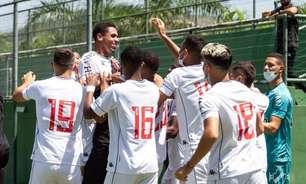 Meninos da Colina: Vasco vence o Nova Iguaçu no jogo de ida das quartas da Copa Rio OPG Sub-20