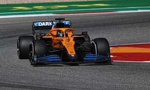 """5º, Ricciardo fica eufórico com Austin, mas diz que """"esperava fim de semana melhor"""" na pista"""