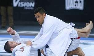 Calasans brilha no Grand Slam do Rio de Janeiro e lidera campeões na faixa-preta master; resultados