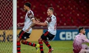 Camisas do Flamengo utilizadas no Fla-Flu são leiloadas, e lance pela de Renê é o maior; saiba mais