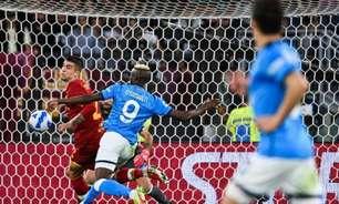 Napoli perde 100% de aproveitamento, mas segue na liderança