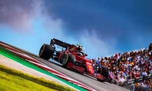 """Sainz lamenta pit-stop lento nos EUA: """"Deveria ter ficado na frente das McLaren"""""""