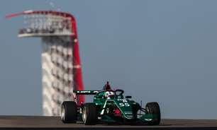 Chadwick vence corrida 1 em Austin e se aproxima de bicampeonato na W Series