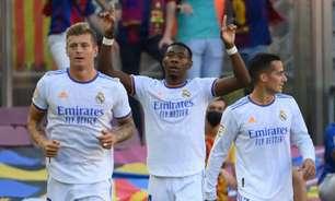 Real Madrid é dominante e vence o Barcelona no Camp Nou