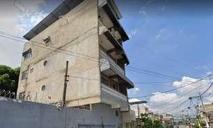 Jovem morre após desabamento de prédio no Rio de Janeiro