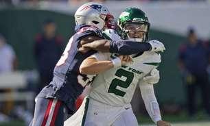 Patriots x Jets: New England mira vitória em casa e quer repetir semana 2; onde ver e aposta