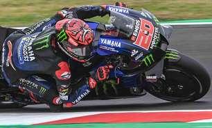 Bagnaia cai e Quartararo conquista titulo da MotoGP em Misano. Marc Márquez vence