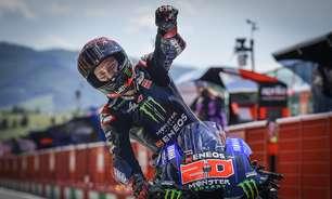 Quartararo renasce após derrota dolorida e conquista merecido título na MotoGP 2021