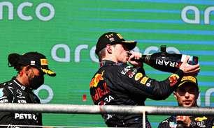 Verstappen abre 12 pontos para Hamilton com vitória nos EUA. Confira classificação