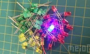 Quando um simples LED azul valeu um Prêmio Nobel