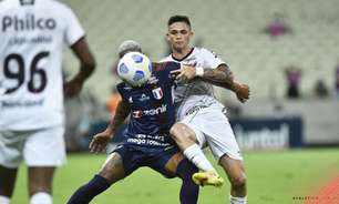 Fortaleza bate o Athletico-PR e assume a vice-liderança