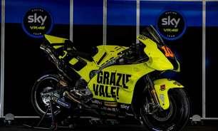 VR46 homenageia Rossi e muda pintura das motos para GP da Emília-Romanha
