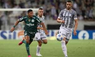 Mesmo com sequência de vitórias, Palmeiras tem 1% de chance de título Brasileiro