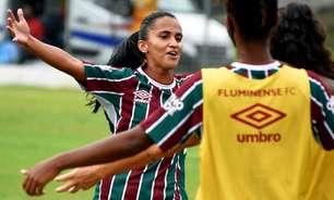 Em jogo com pancadaria e quatro expulsas, Fluminense vence Boavista e segue 100% no Carioca Feminino