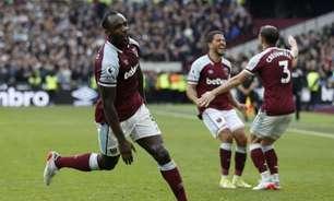 Em jogo truncado, Antonio decide e West Ham vence Tottenham