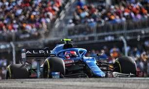 Speed trap: velocidades máximas de cada piloto na classificação do GP dos EUA