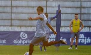 Didira espera boa sequência no CSA e briga pelo acesso com o clube na Série B do Campeonato Brasileiro