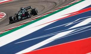 Speed trap: velocidades máximas de cada piloto no GP dos EUA da F1 2021