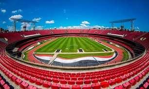 #DecisãoÉnoMorumbi: torcida do São Paulo faz campanha para final da Copa do Brasil sub-17 ser no estádio