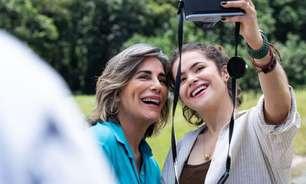 """Veja a 1ª foto de """"Desapega"""", nova comédia com Gloria Pires e Maisa"""
